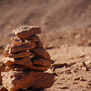 "A rock pile formation found in the Atacama Desert - San Pedro de Atacama, Chile.  Travel photo from Atacama, Chile. <a href=""http://nomadicsamuel.com"">http://nomadicsamuel.com</a>"
