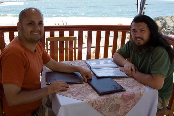 Sergio y Locate