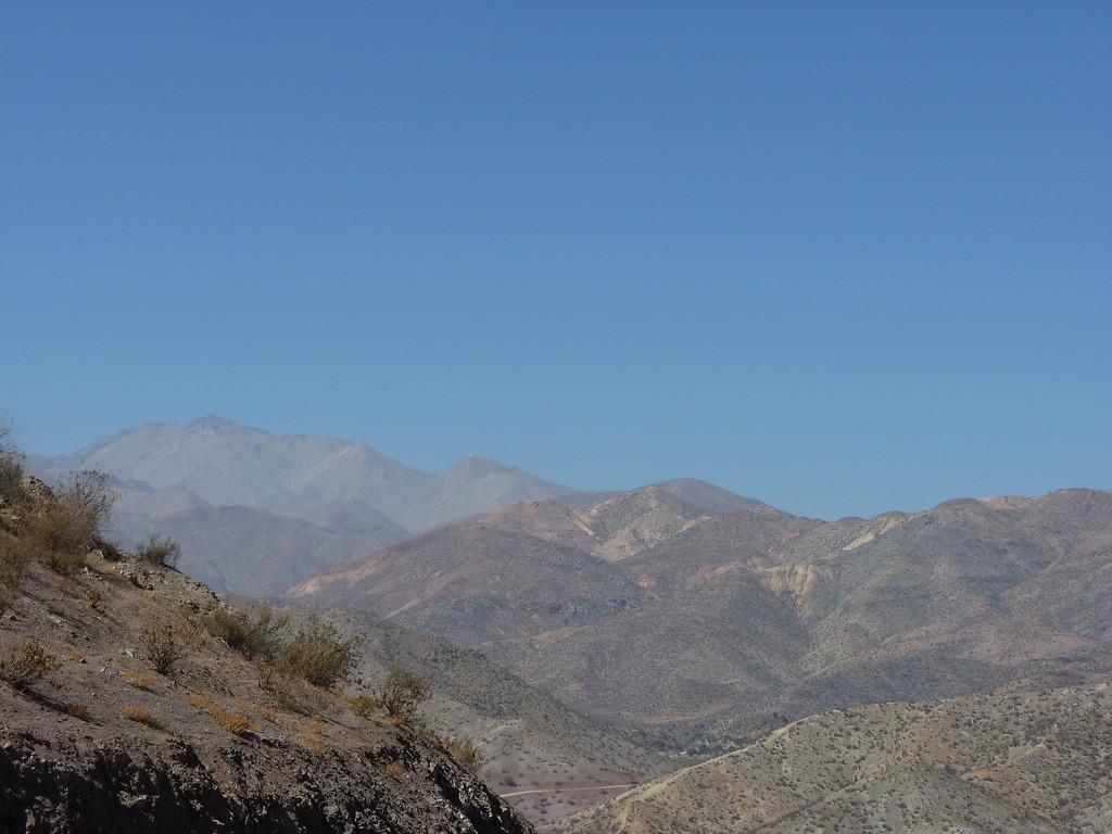 Andean desert!