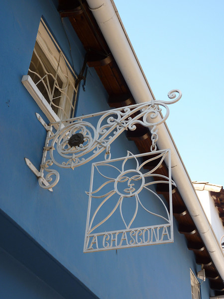 La Chascona, one of Pablo Neruda´s houses.