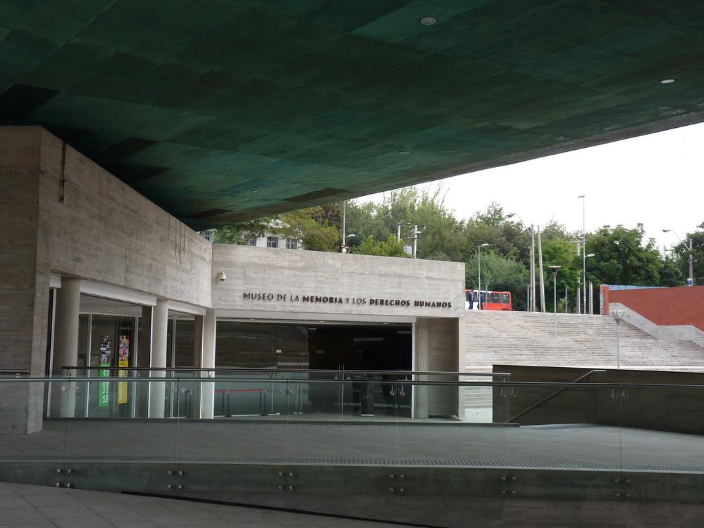 Museo de la Memoria, Santiago.