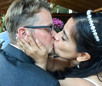 Nathan & Isa Wedding