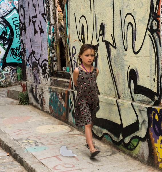 Valpo grafittii