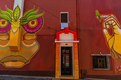 El Hostel Voyage - Valparaiso