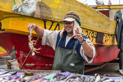 Fishmonger - Valparaiso