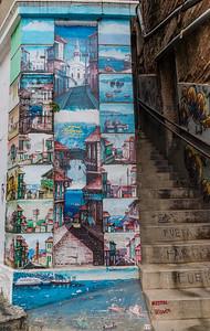 Hostal Bellavista Stairway