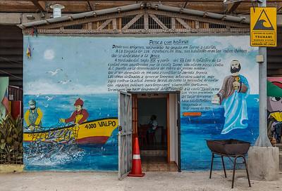 Pesca con Historia - Valparaiso Fish Market