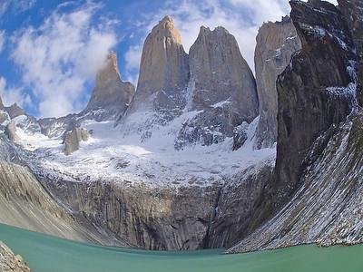 Chile/Argentina 2014