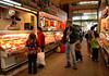 Temuco market ~ Meaty section