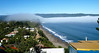 Morning fog, or niebla, on Pacific