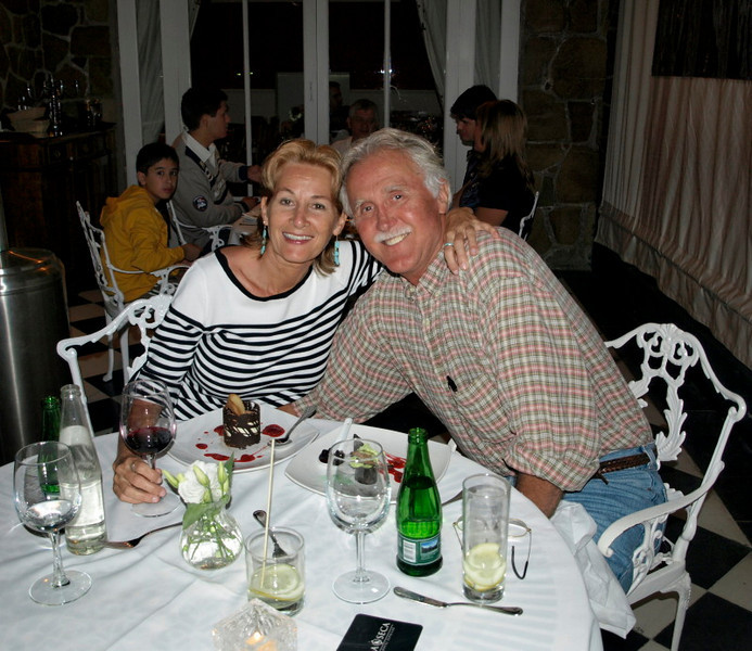 2 hours north of Santiago<br /> Gran Hotel Isla Seca overlooking Pacific - Zapallar<br /> Gourmet food, fab wine