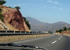 Arid, Mediterranean-like north (middle, actually)<br /> Great roads