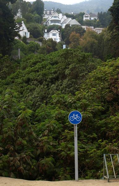 2 hours north of Santiago<br /> Gran Hotel Isla Seca overlooking Pacific - Zapallar<br /> In back along coast<br /> ditto