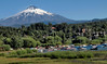 Pucon ~ same lake and volcano as Villarrica....only closer.