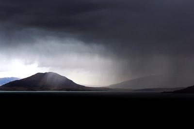 Lago el Toro, Parque Nacional Torres del Paine, Patagonia, Chile