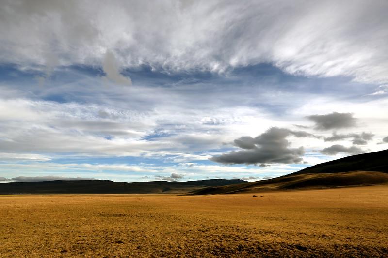 Along Ruta 9, near Parque Nacional Torres del Paine, Patagonia, Chile