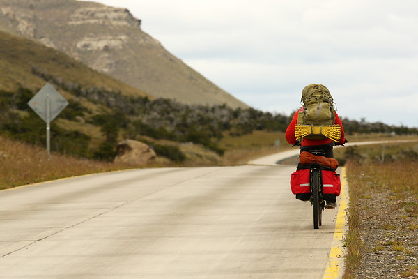 Along Ruta 9, near Puerto Bories, Patagonia, Chile