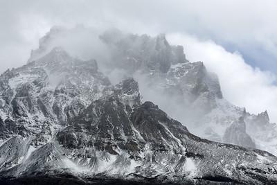 Lago Grey, Parque Nacional Torres del Paine, Patagonia, Chile
