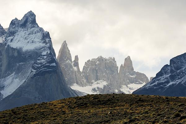 Torres Del Paine, Parque Nacional Torres del Paine, Patagonia, Chile
