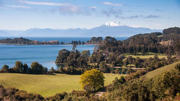 Lago Llanquihue at Puerto Octay