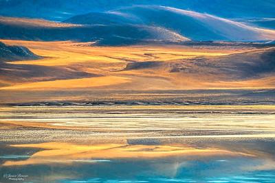 Laguna Tuyacto, Chile