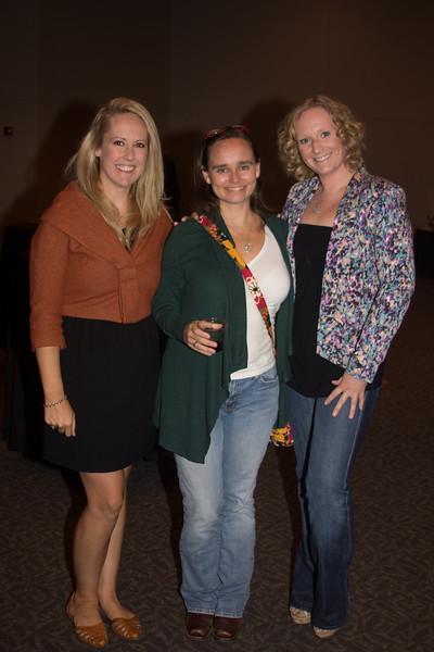 Bessy Muller, Jenny Fuson, Leslie Peck