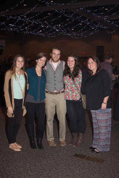 Lauren Doan, Erin Andersen, Rob Moore, Katie Rievert, Autumn Anderson IMG_0756