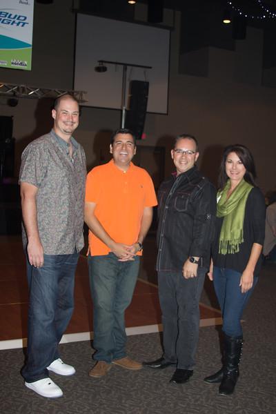 Jon Woodward, Jonathan Martinez, Fred Hiatt, Karen Gray