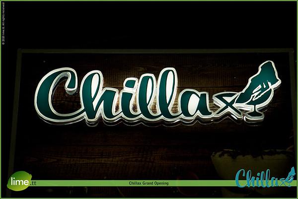 Chillax Grand Opening