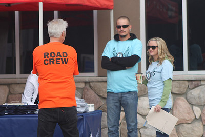 Volunteers Road Crew & Ride Crew