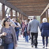 People arrive at the Santuario de Chimayo on Thursday, March 29, 2018. Luis Sanchez Saturno/The New Mexican