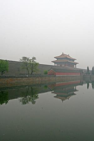 Beijing-Forbidden City April 2009