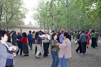 Beijing-Temple of Heaven April 2009