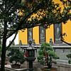 Jade Buddha Temple court yard