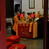 Jade Buddha Temple monks in training