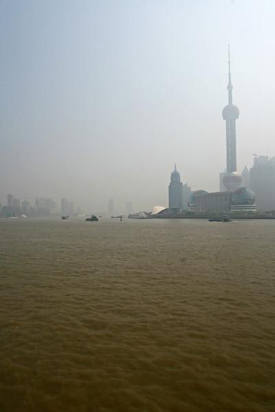 Yangtze from the Bund