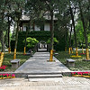 Entrance to the Wild Goose Pagoda park