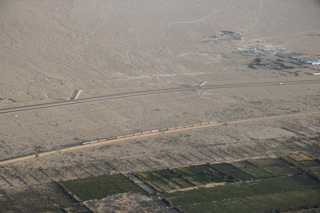 Approaching Dunhuang