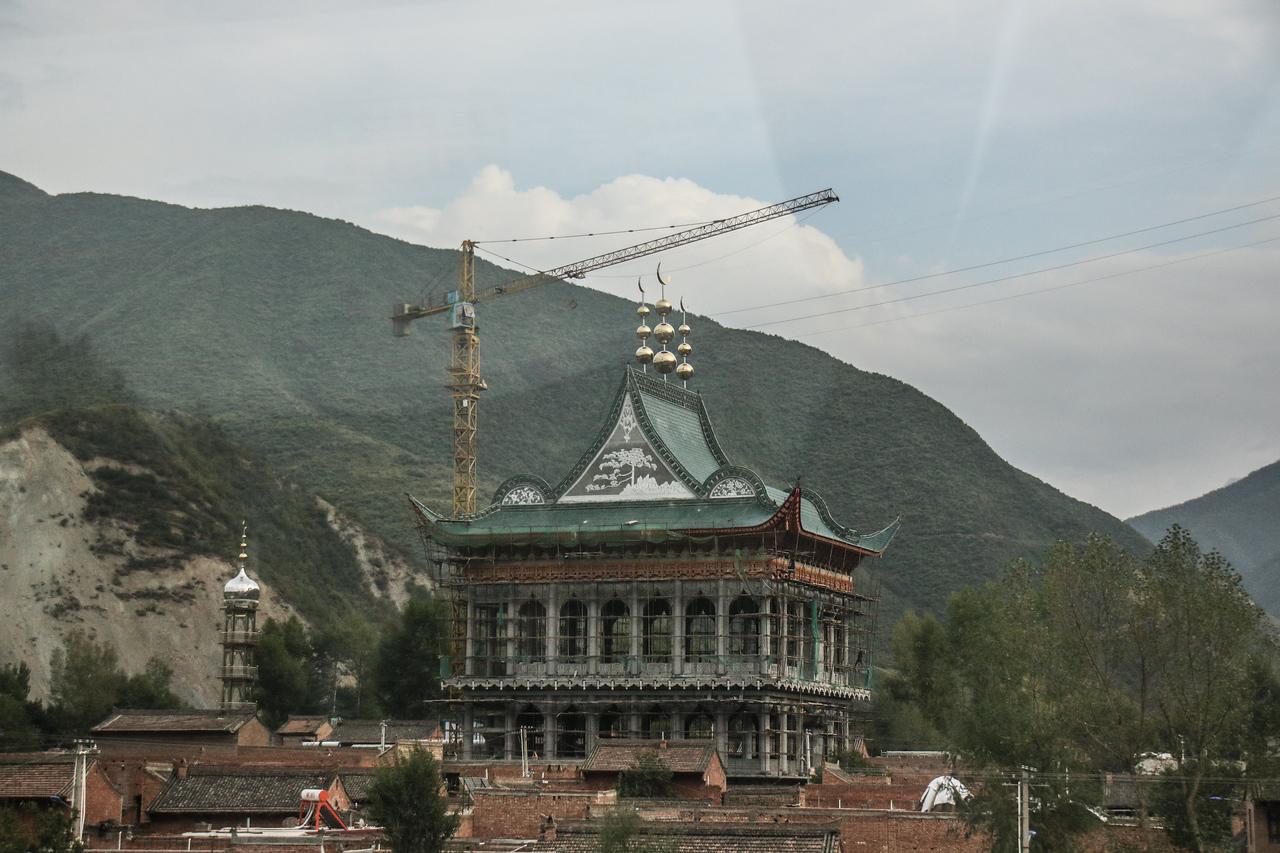 Lanzhou - Xiahe Road