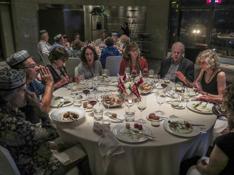 Farewell Dinner in Shanghai