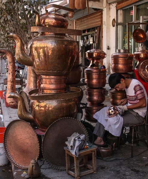 Kum Darewaz Street of Handicrafts