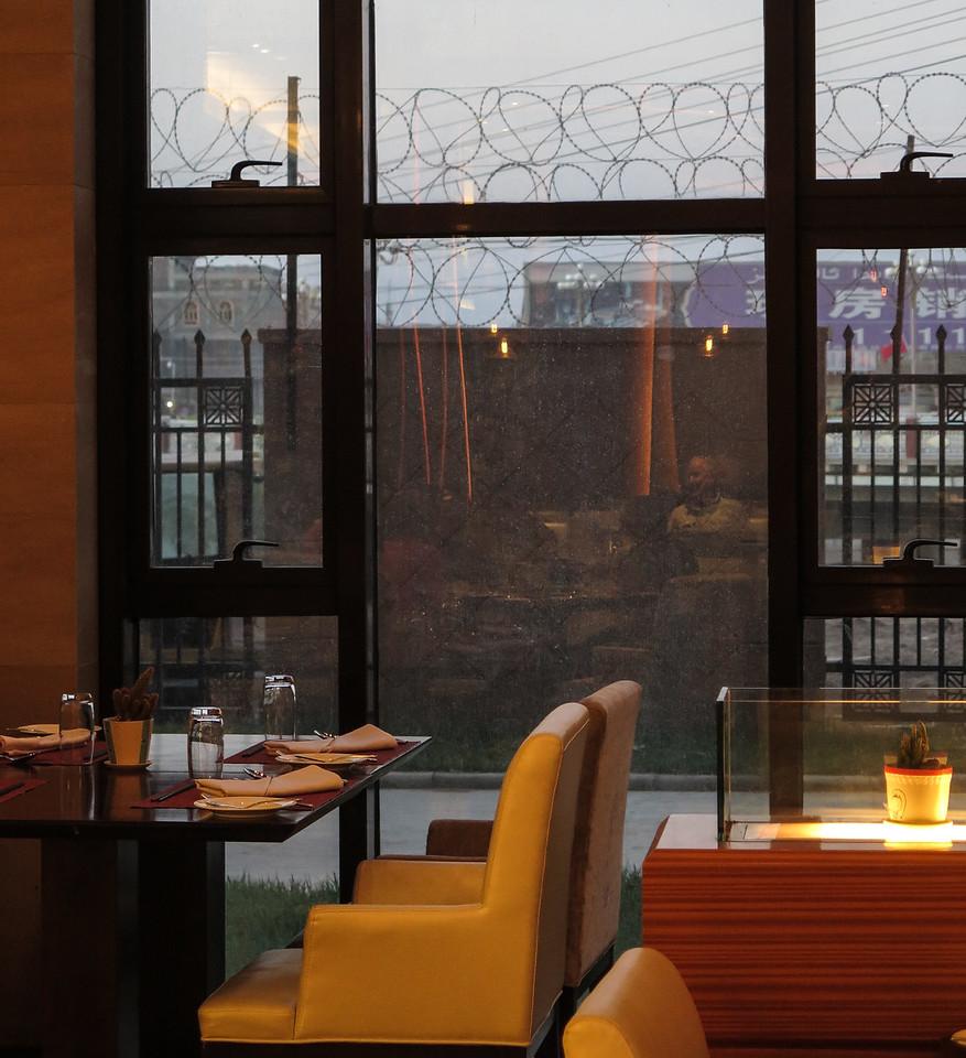 Radisson Blu Dining Room