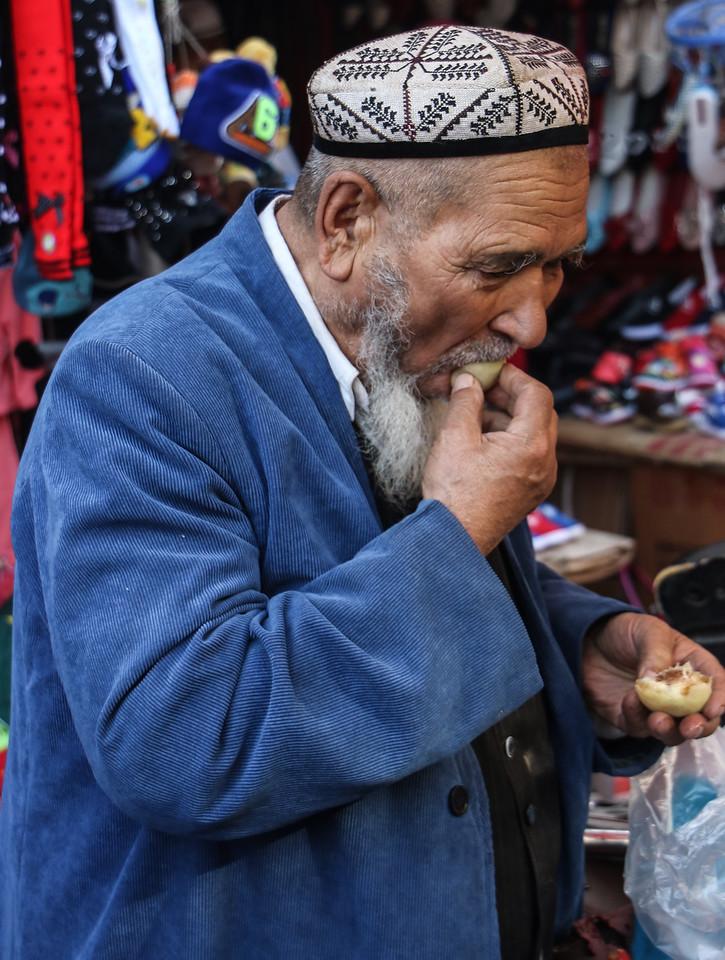 Kashgar Market