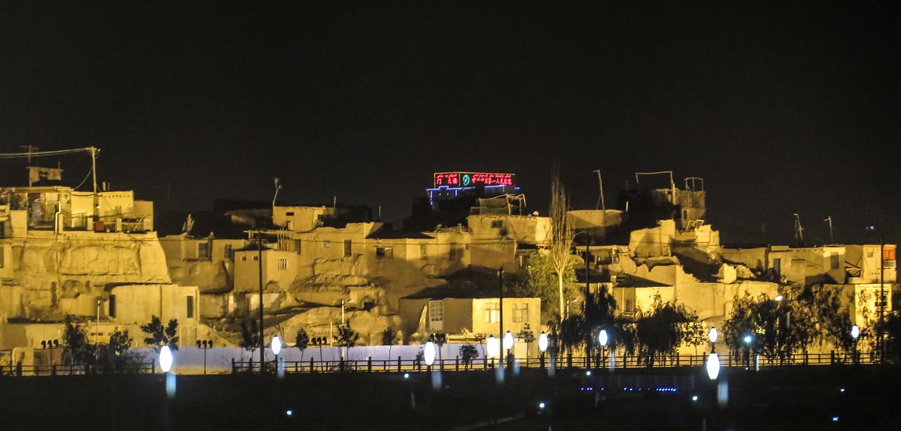 Kashgar by Night