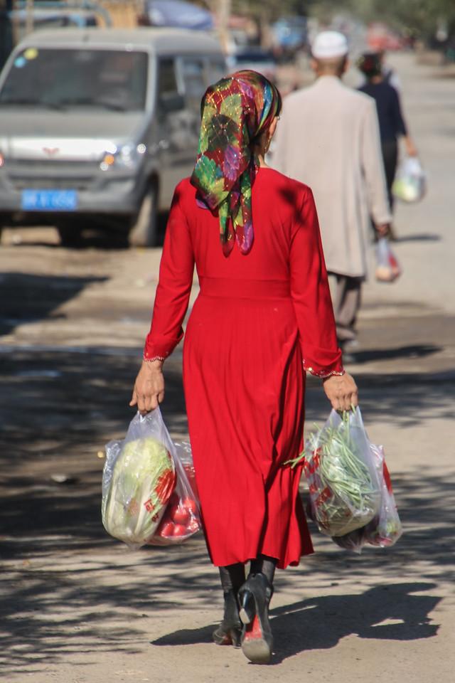 Astana Street Market