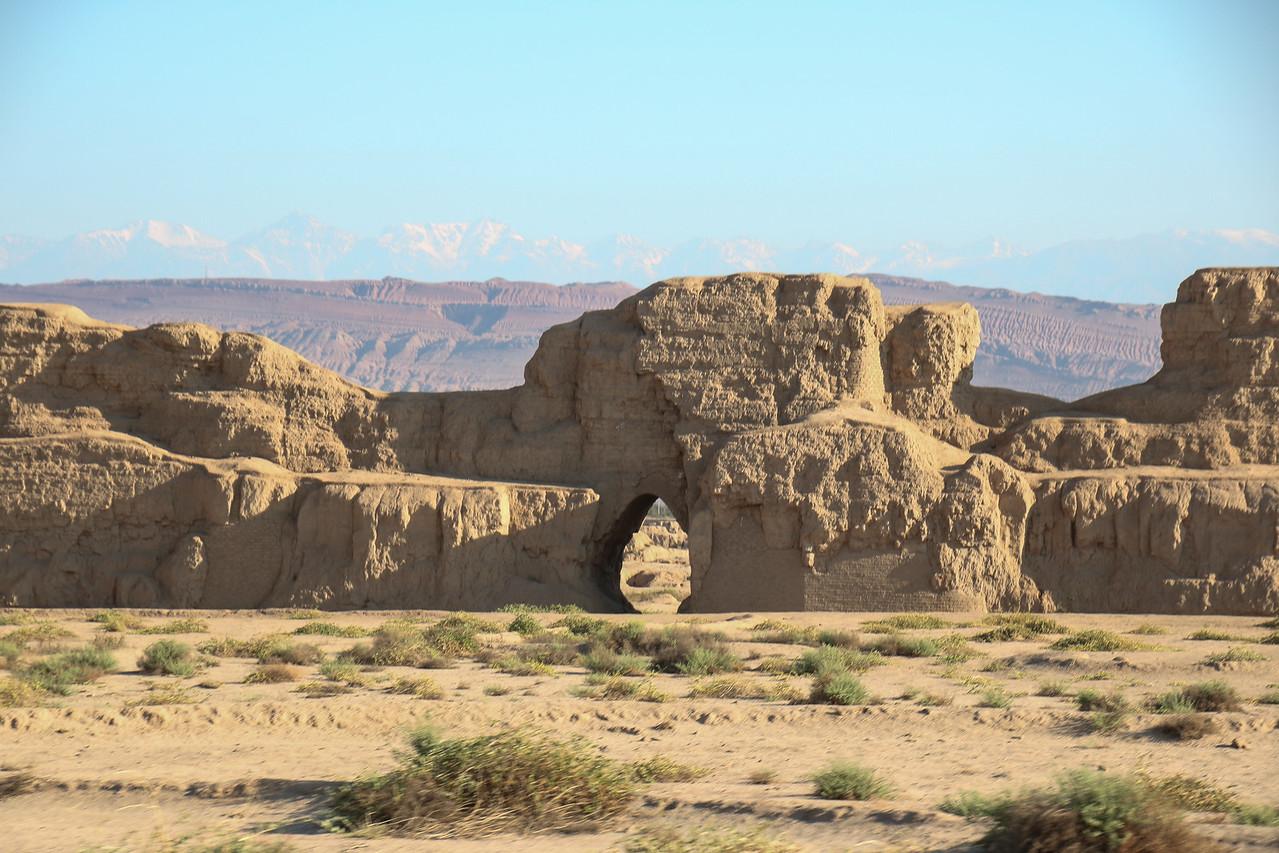 Gaochang Ruins