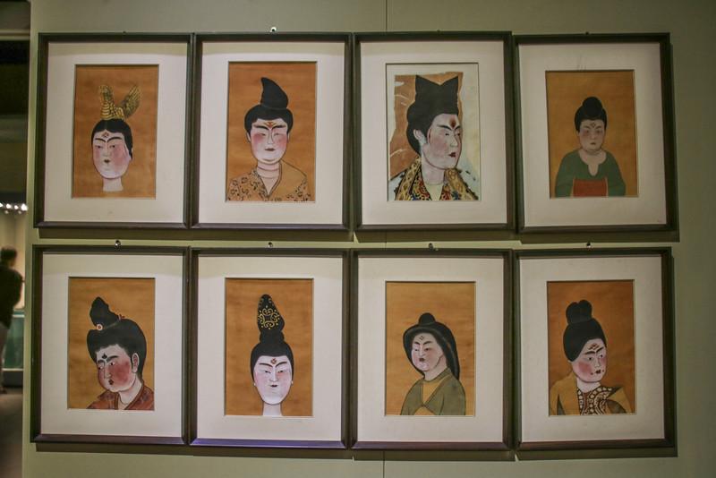 Tang Dynasty Headwear