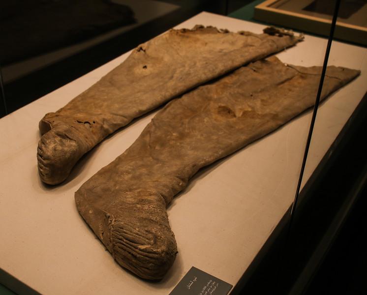 Boots (500 BCE)