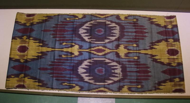 Qing Dynasty Fabric