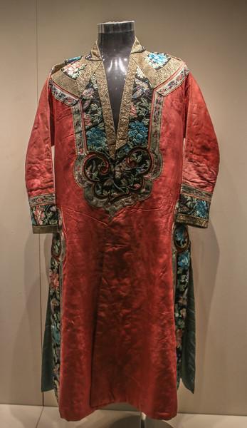 Ming/Qing Dynasties Robe